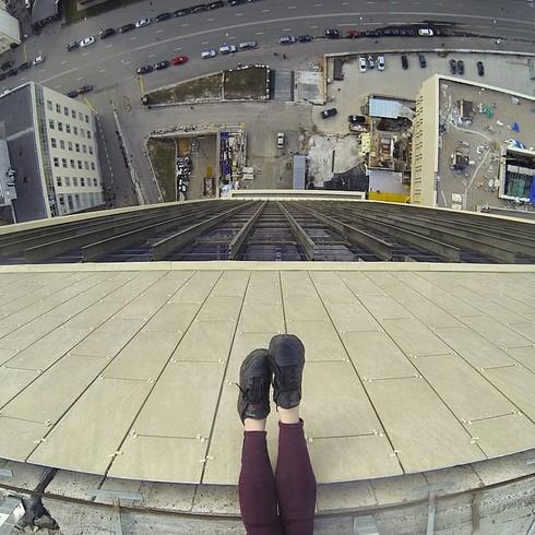 Galeria selfie wykonanych w niebezpiecznych miejscach20