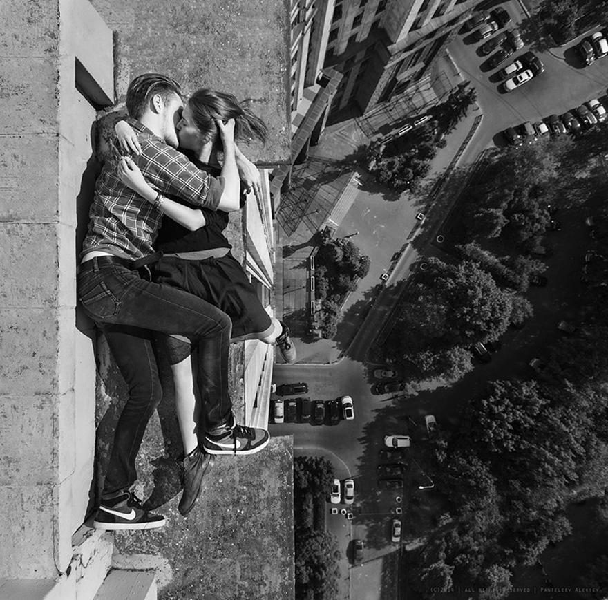 Galeria selfie wykonanych w niebezpiecznych miejscach3