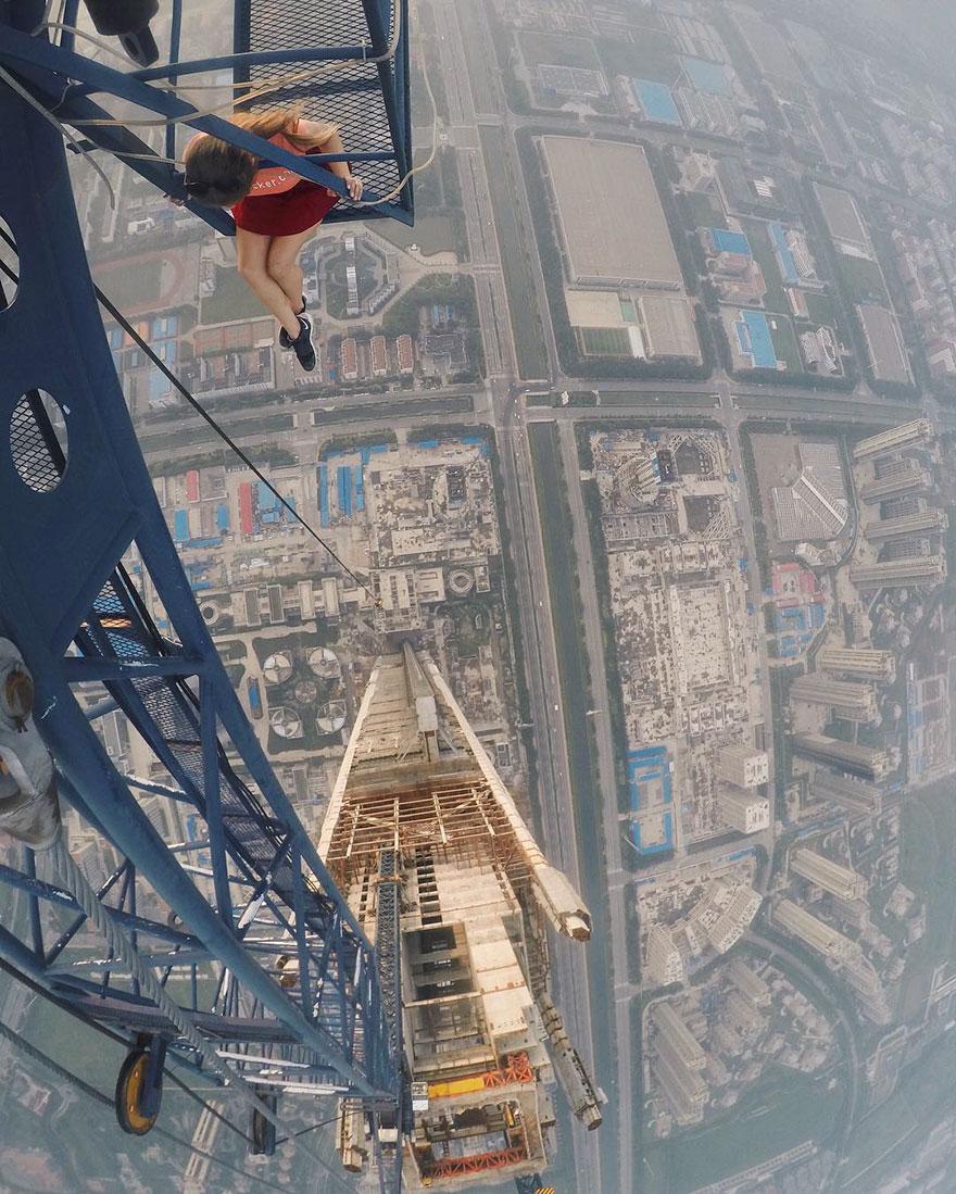 Galeria selfie wykonanych w niebezpiecznych miejscach9