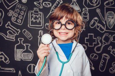 Zabawki edukacyje mały lekarz