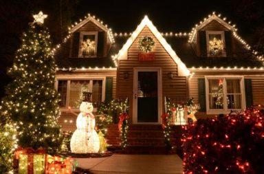 świąteczny wystrój bez kabli i wchodzenia na drabinę